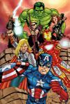 Avengers 2012 Clr