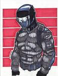 Snake Eyes Commando