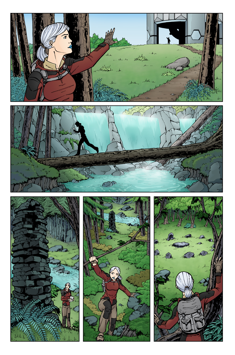 The Elysian Vol. 2 Page 17