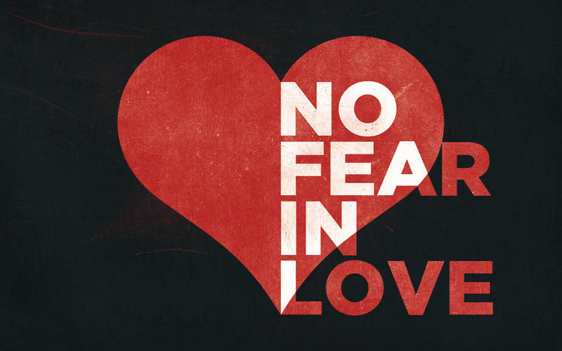 Image result for no fear in love
