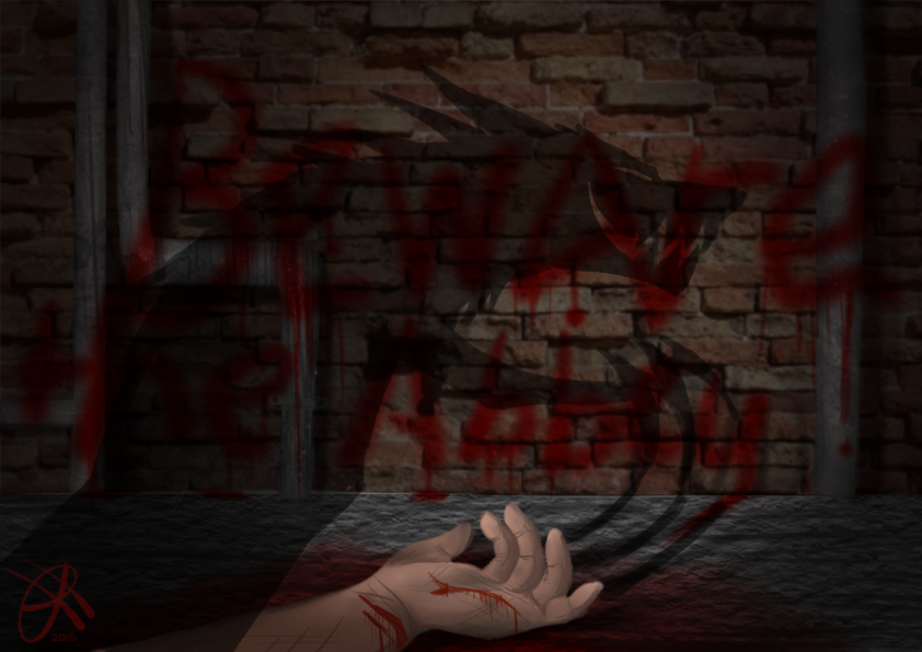 Beware The Abbey - Contest Entry by Roxirin