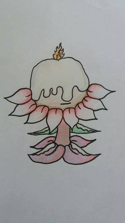Wax Flower Requested by Darkninja2608 by ForestArcherBoy