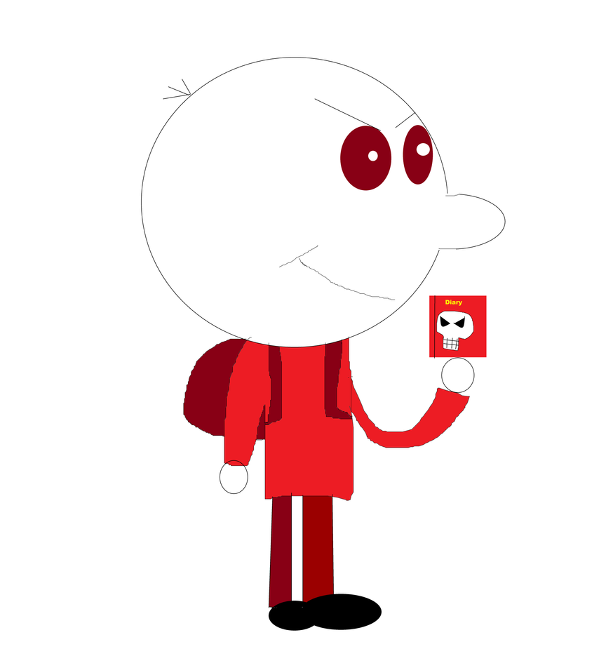 Red Universe Greg by braden697