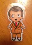 Giovanni Paper Doll