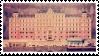 Grand Budapest Hotel Stamp by SakakiOfAbraxas