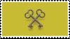 Society of the Crossed Keys Stamp 1 by SakakiOfAbraxas