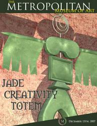 Jade Creativity Totem