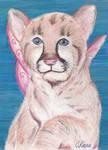 Cougar Cub Fairy