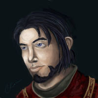 Valinar Portrait by sinnedaria