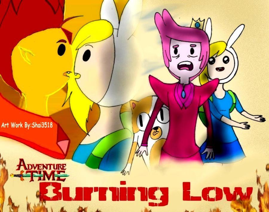 Burning Low Gender-bent by Shai3518