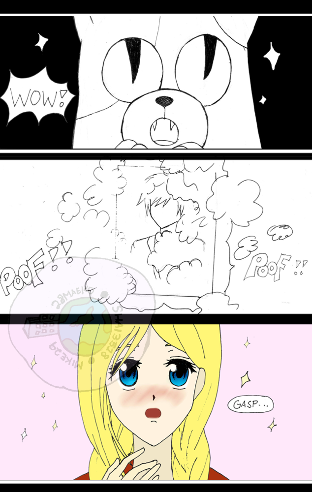 TOTALLY EVICTED:AT FIOLEE DOUJINSHI MANGA PAGE11 by Shai3518
