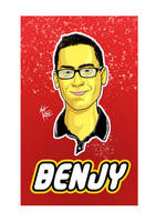 Benjy Lego by MattKetmo