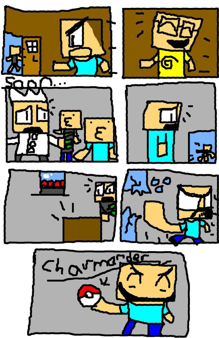 Pixelmon ep 1 charmander i choose you page 3 by - Pixelmon ep 1 charmander ...
