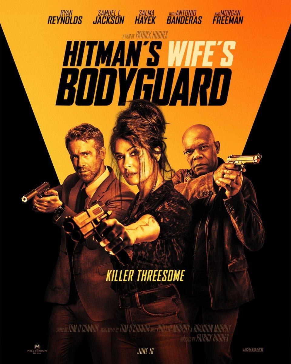 Come ti ammazzo il bodyguard 2 film streaming ita