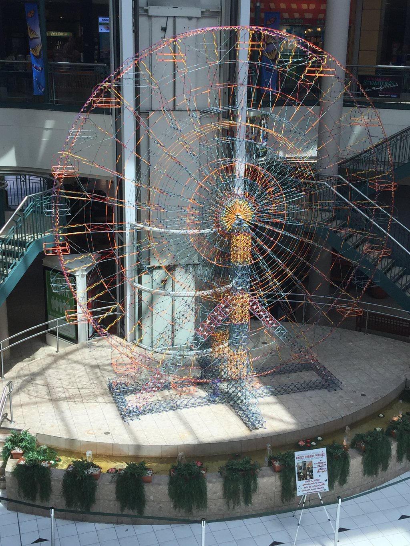 Ferris Wheel model: photo 2 by mrbill6ishere