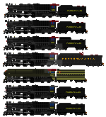 PRR P6 sprites by mrbill6ishere