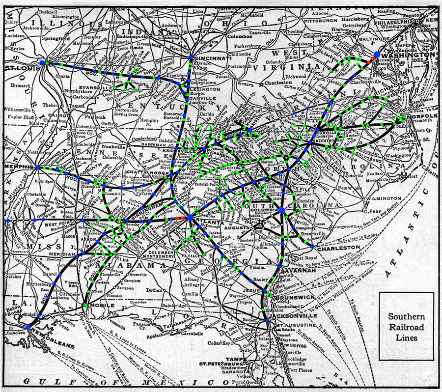 SOU map plan by mrbill6ishere