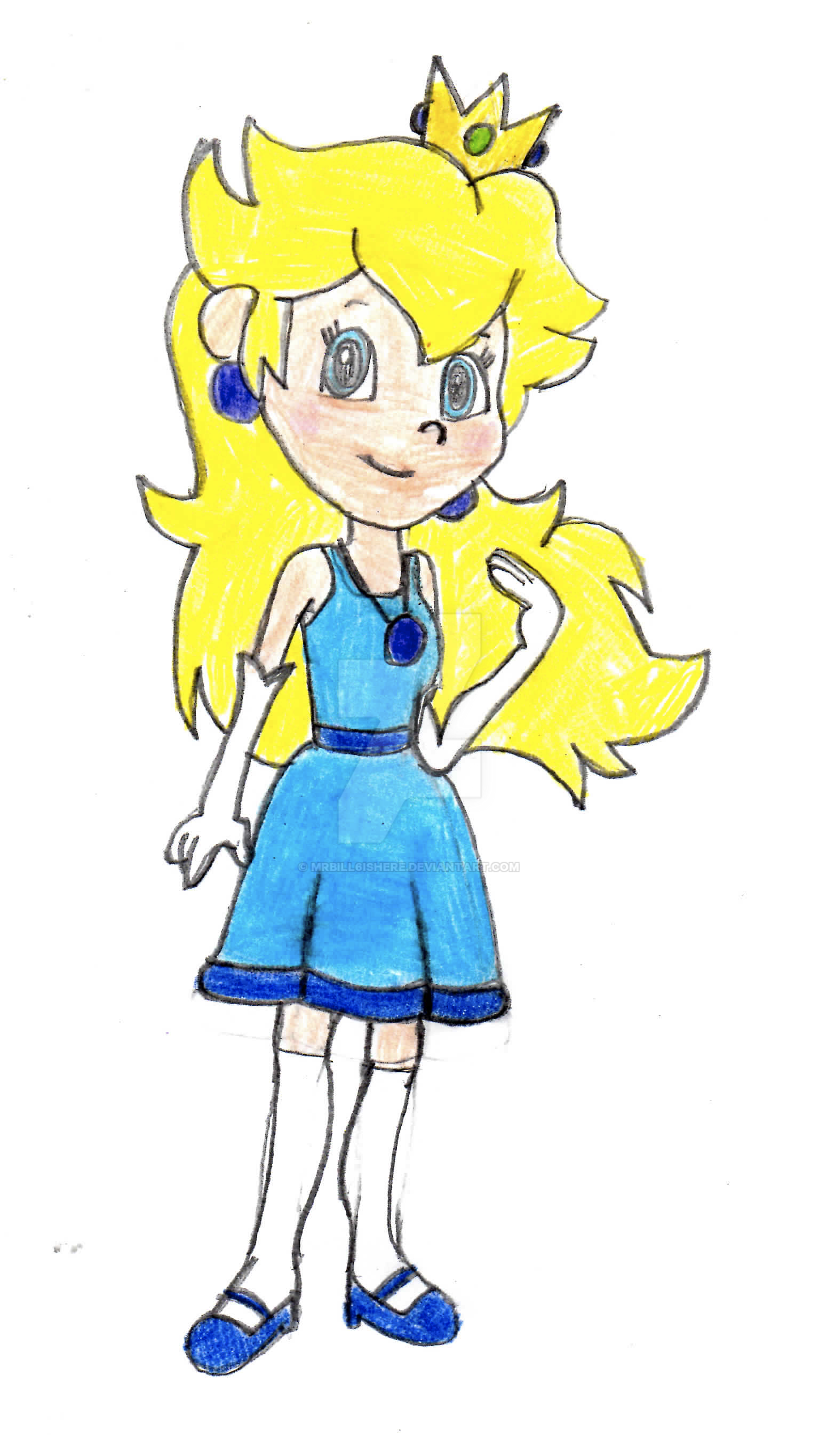 Culkin's Peach: New Outfit by mrbill6ishere