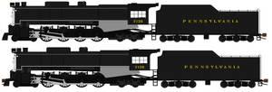 Pennsylvnia Railroad R3 by mrbill6ishere