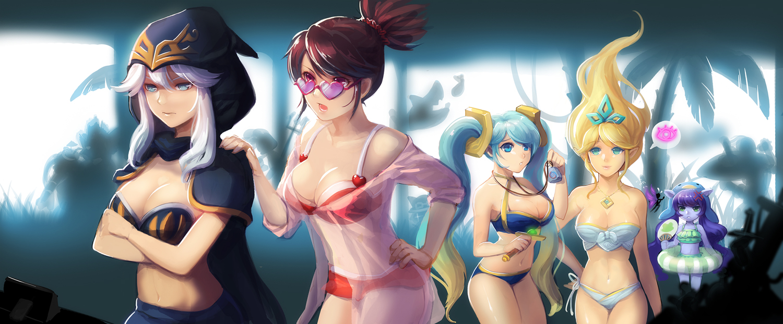 summer lol by dakun87