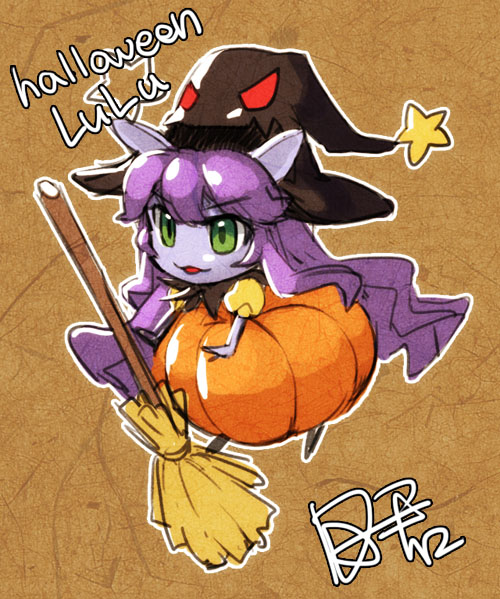 pumpkin lulu by dakun87