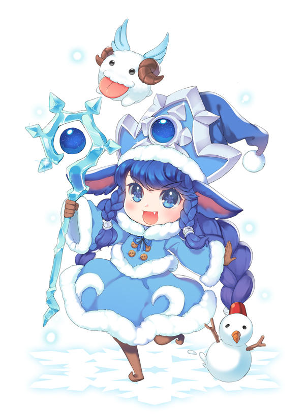 winter wonder lulu by dakun87