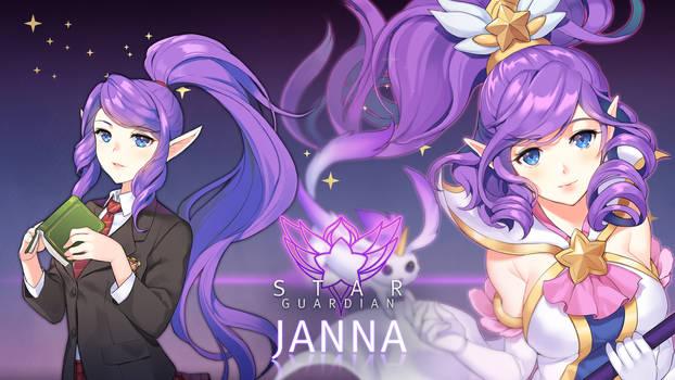 StarGuardian Janna