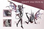 [open] Adopt Auction #5 by Neko4ka21