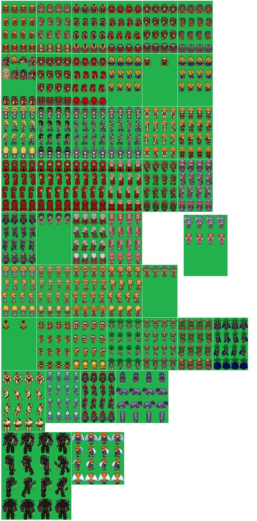 Pin by LeonYang on rpg maker mv   Pixel art games, Pixel