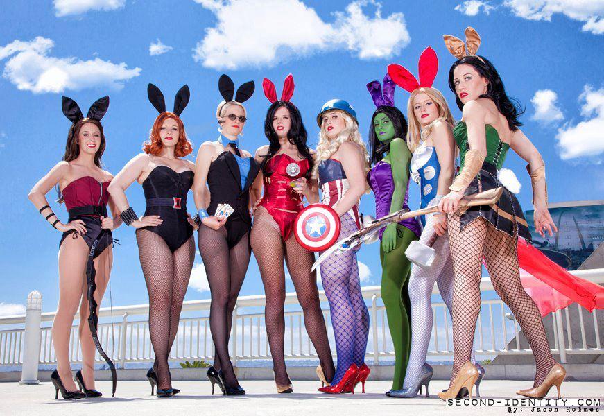 Avengers Bunny Initiative by TheOriginalAKTREZ
