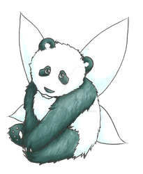 Cast and Capture: Panda Fairy
