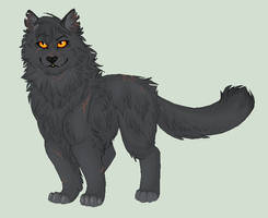 YellowFang by Lerynn