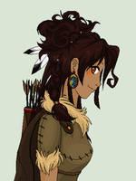 Huntress by Lerynn