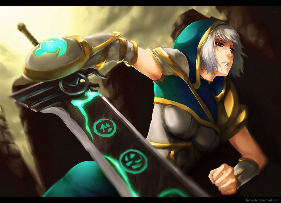 redeemed riven! by Tato-Commissions