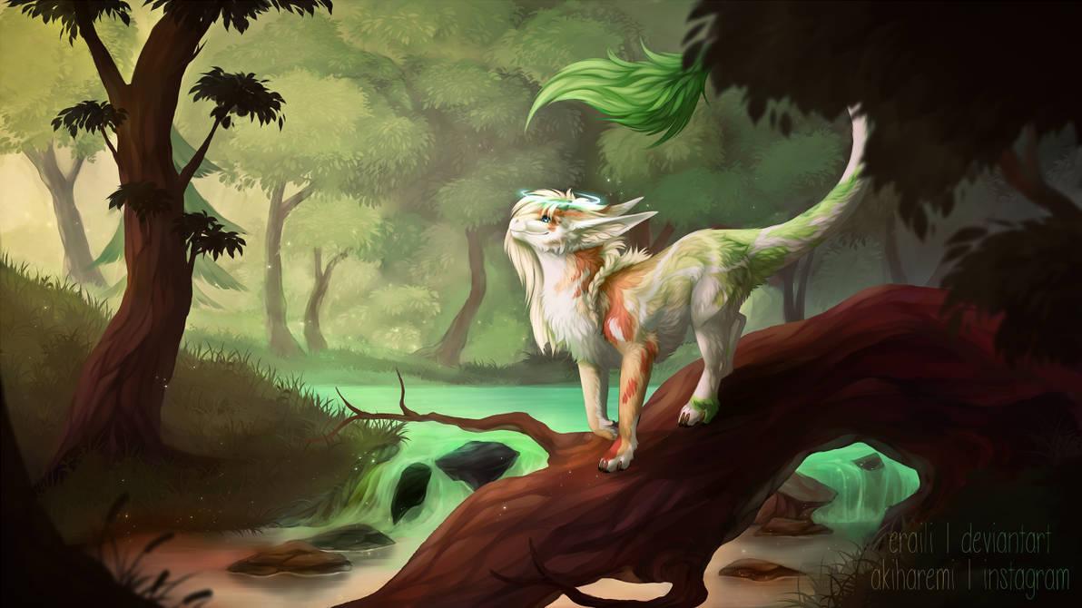 .: In The Waterwoods :.