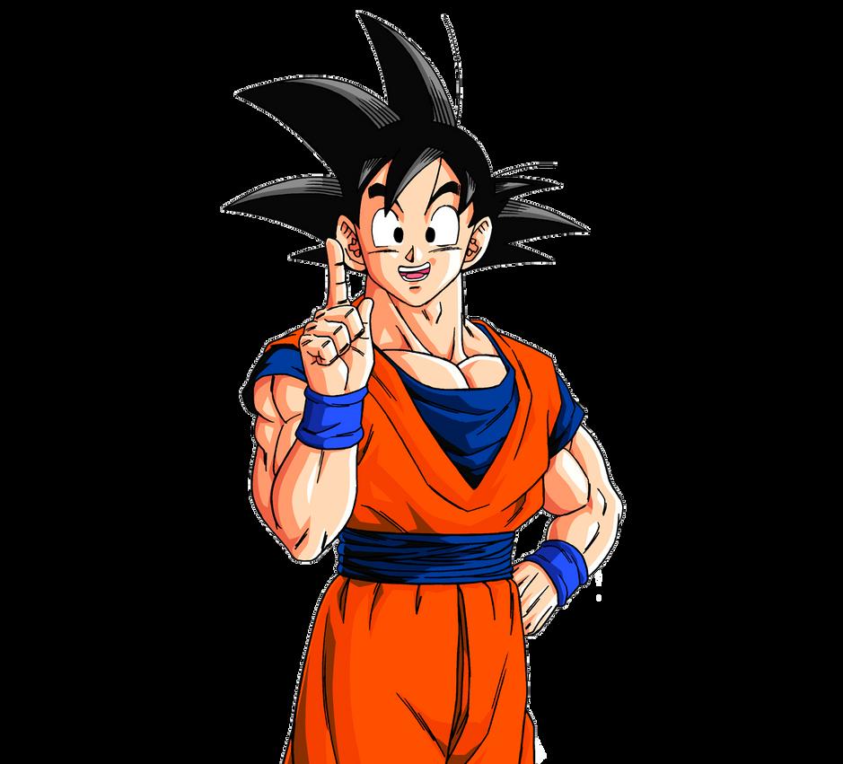 Goku Normal