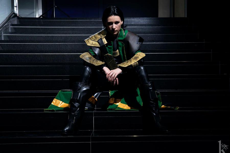 Loki [The Avengers] by TheMaraudersProngs