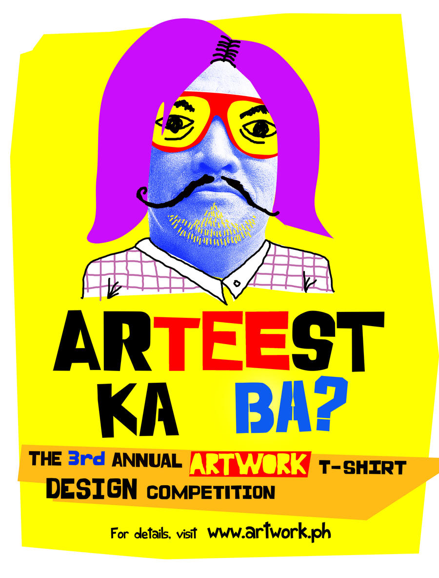 Design t shirt artwork -  Artwork T Shirt Design Contest By Arteestkaba