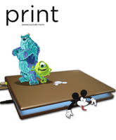 Print Cover: Monsters Inc. by mattcantdraw