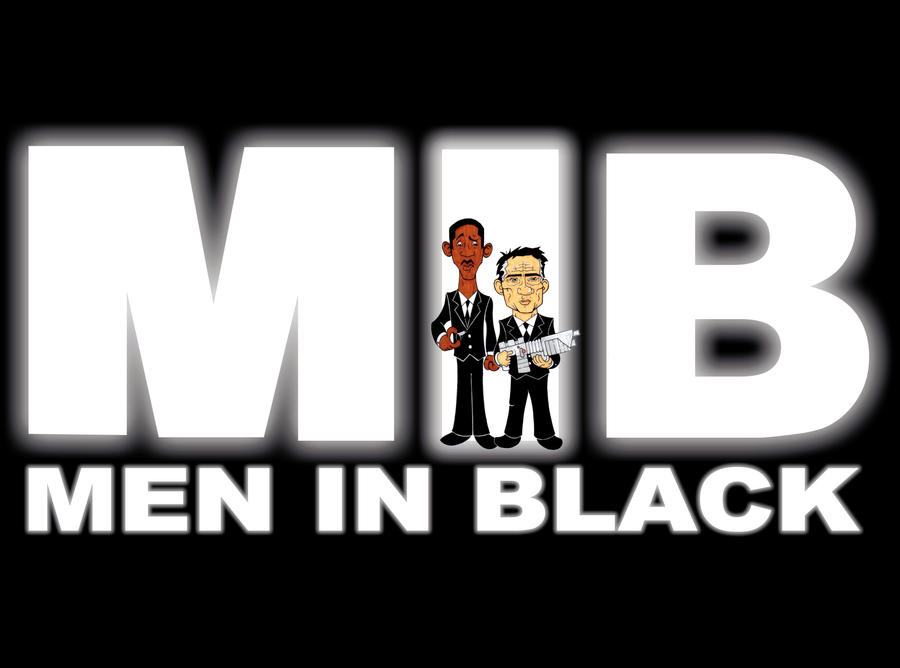 MIB by mattcantdraw