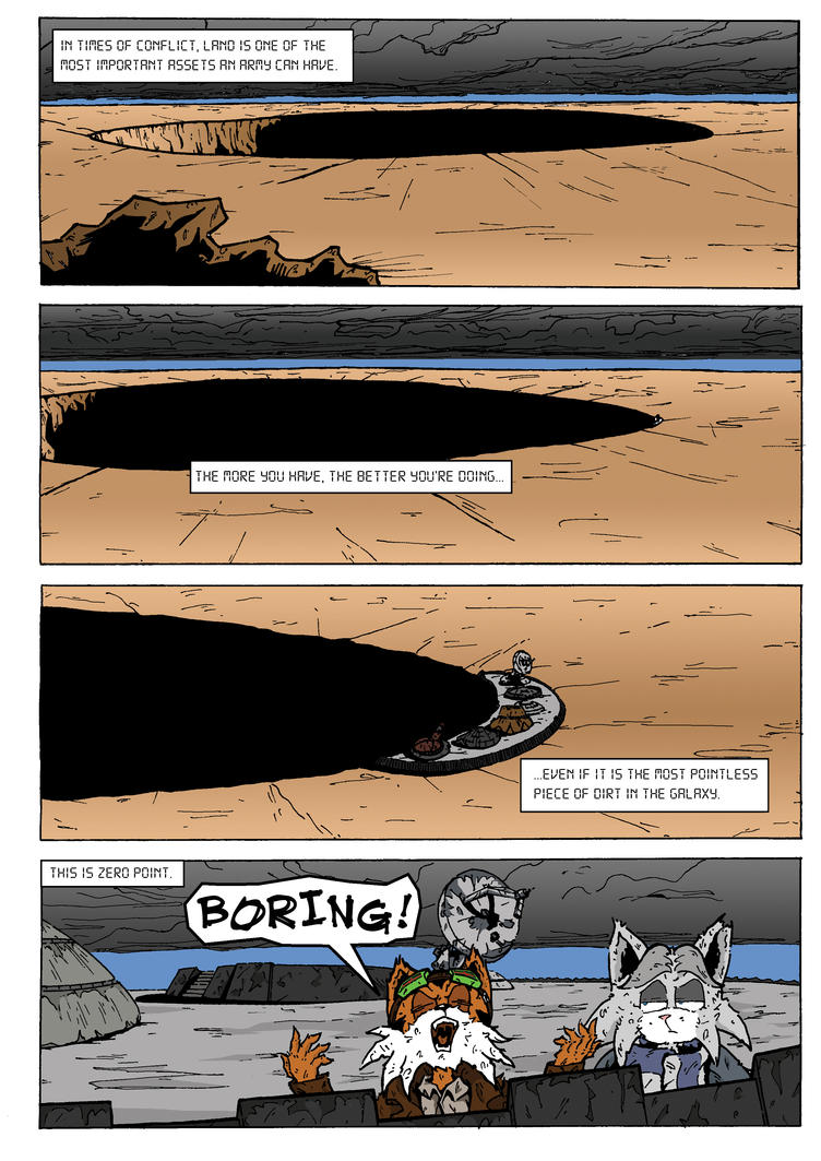 Welcome to Zero Point, Page 1 by mattcantdraw