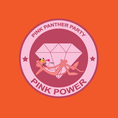Pink Power by mattcantdraw