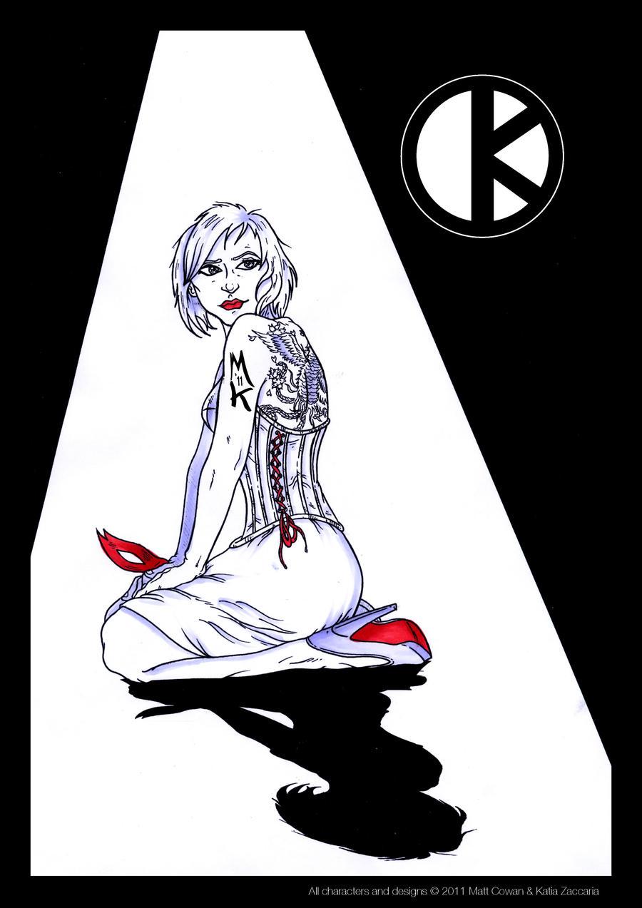 K Final by mattcantdraw