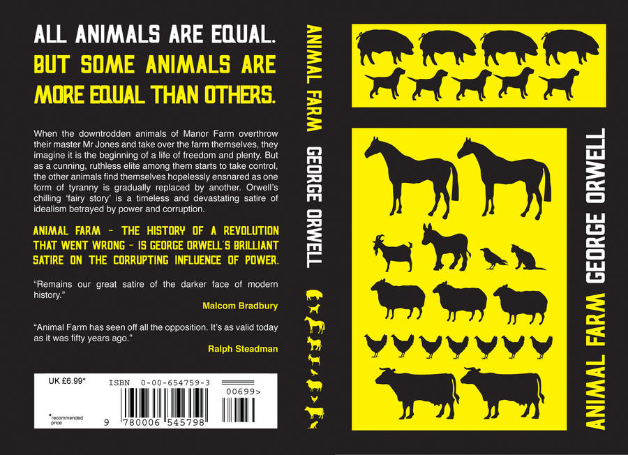 characters who become corrupted by power in animal farm Overthrow mr jones (succeeded) oust snowball and become sole leader of animal farm (succeeded in the book, but failed in the adaptations) maintain rule over the farm by brainwashing the animals (succeeded in the book, but failed in the adaptations.