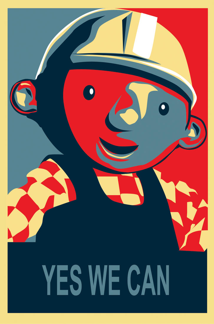 Yes we can by mattcantdraw on deviantart for Bett yes we can
