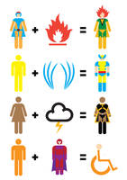 X-Men Mathematics by mattcantdraw