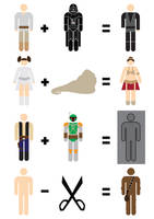 Star Wars Goodies Maths by mattcantdraw