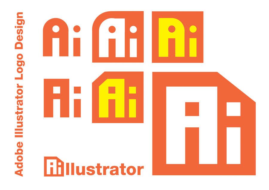 Adobe Illustrator Logo by mattcantdraw