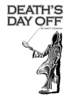 Death's Day Off Cover