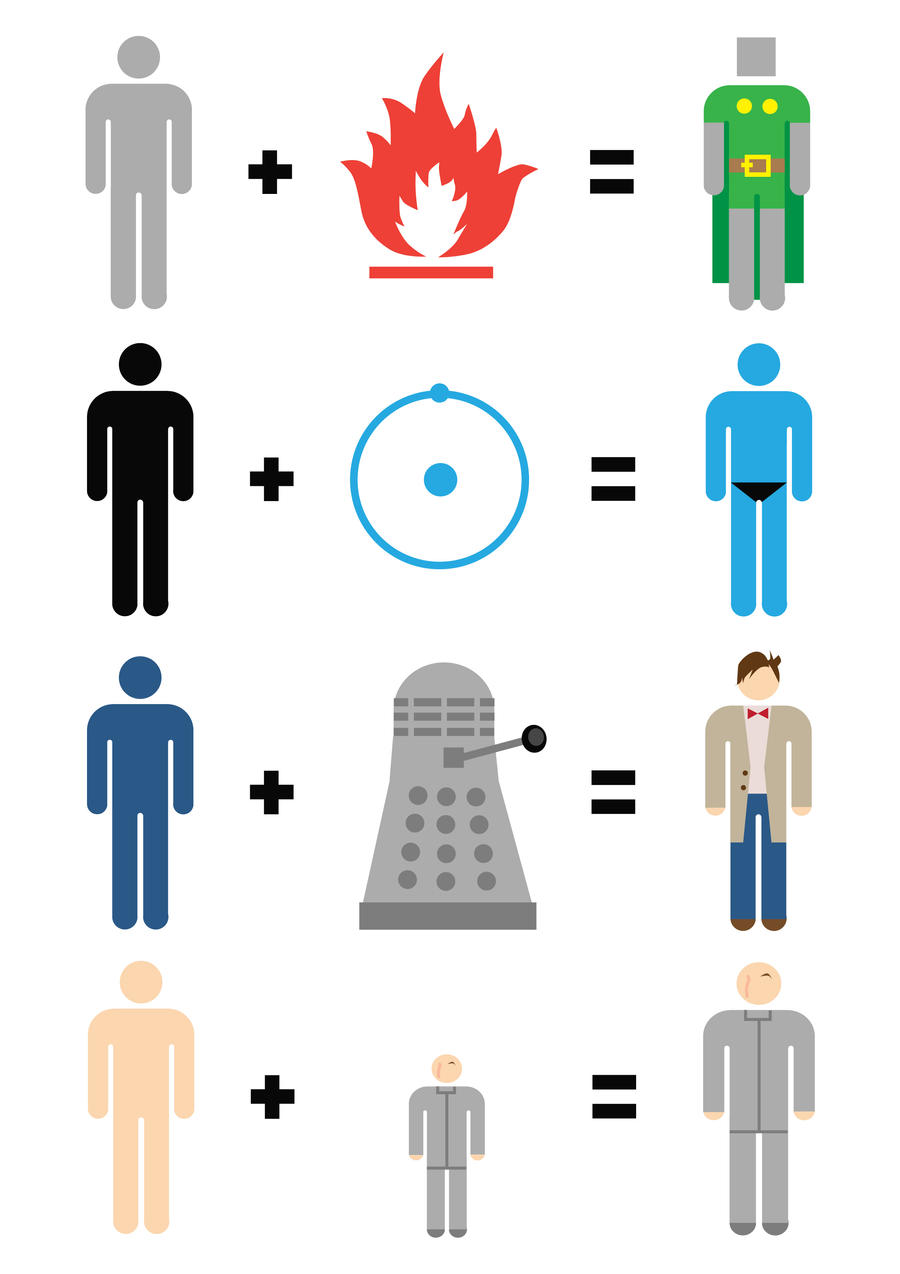 Doctors Maths by mattcantdraw